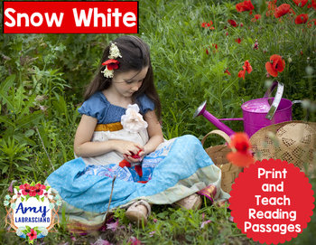 Snow White Reading Passages