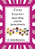 Snow White And The Seven Dwarfs Easy Reader Guided Reading