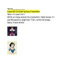 Snow White Baby Literary Essay for NJSLA State Test