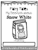 Snow White Booklet
