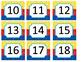 Snow White Calendar 24x20 Bilingual
