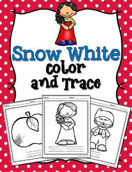Snow White Color and Trace