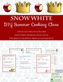 Snow White Themed Cooking Activities