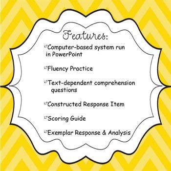 Test Prep and Interactive PowerPoint  Bundle Installment 4: Snow White