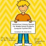 Test Prep: Interactive PowerPoint Installment #4-Computer Only:Snow White