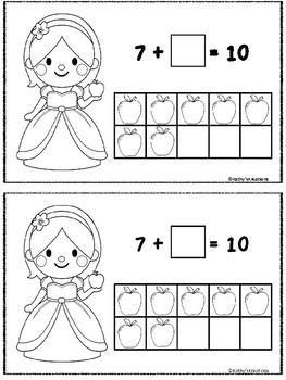 Snow White Make 10