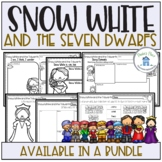 Snow White Mini Reading and Writing Activities