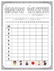Disney Inspired Snow White Roll and Graph Activity