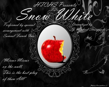 Snow White, Rose Red, and Fred (The play)-bundle of documents