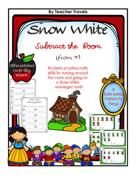 Snow White Subtract the Room (from 7)