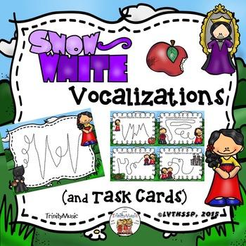 Snow White Vocalizations (Vocal Exploration)