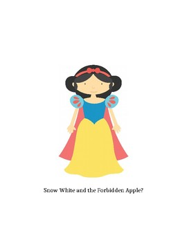 Snow White and The Forbidden Apple Forensic Science Unit