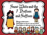 Snow White and the 7 Prefixes and Suffixes