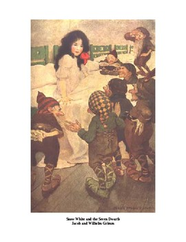 Snow White and the Seven Dwarfs - A Brothers Grimm Fairy Tale