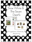 Snow White and the Seven Dwarfs Interactive Book