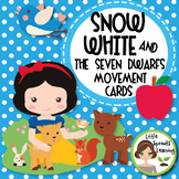 Snow White and the Seven Dwarfs Movement Cards ( Brain Breaks)