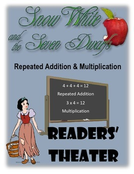 Snow White and the Seven Dwarfs - Repeated Addition and Mu