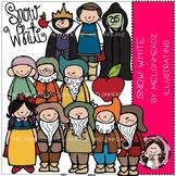 Snow White clip art - by Melonheadz