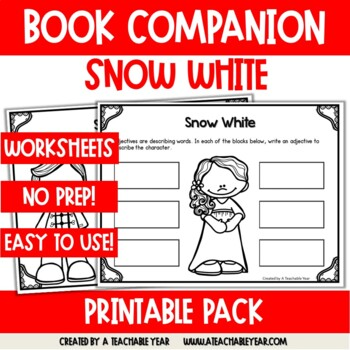 Snow White- Book Companion