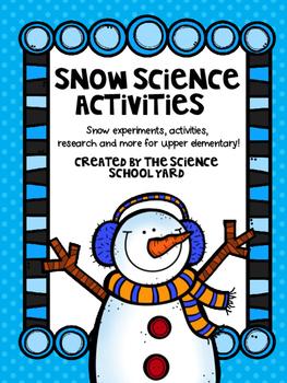 Snow Science Activities