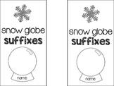 Snow globe suffixes