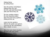 Snow is Falling-poem (PowerPoint)