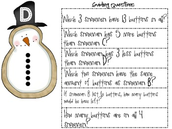 Snow man problem solving