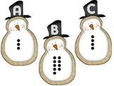 Snow man problem solving