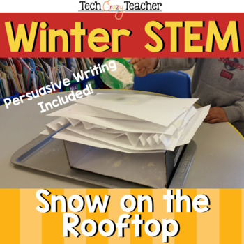 Snow on the Rooftop Winter STEM Challenge