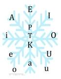 Snow-tastic Syllable Drills