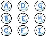 Snowball Alphabet!