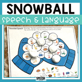Snowball Articulation and Language Activity