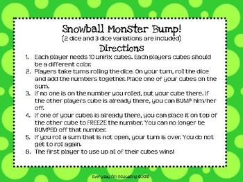 Snowball BUMP