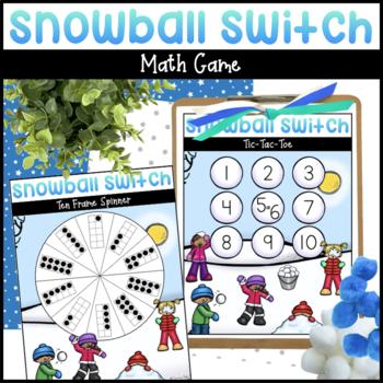 Snowball Bump Math Game