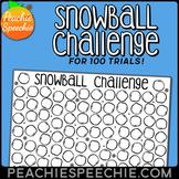 100 Trials Snowball Challenge