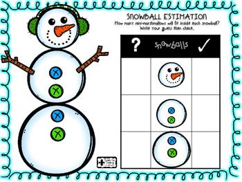 Snowball ESTIMATION