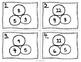 Snowball Fact Families Math Center Game