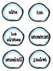 Snowball Fight! A part of speech sorting activity