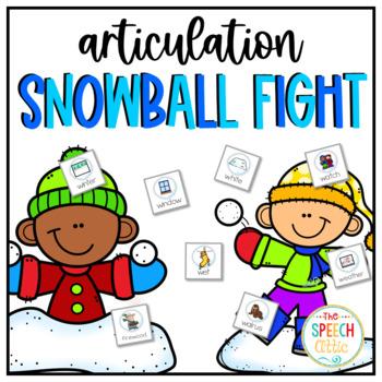 Snowball Fight Articulation