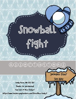 Snowball Fight Associations