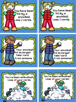 Snowball Fight (Bossy R Games)