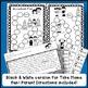 Winter Literacy Activity: Snowball Fun Game (EDITABLE)