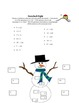 Snowball Fight (Integer Game)