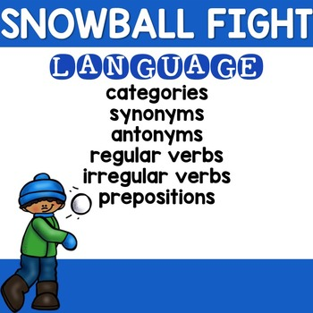 Snowball Fight-Language