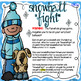 Snowball Fight Multiplication Game