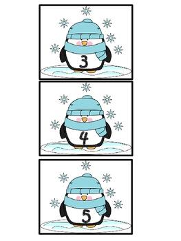 Snowball Fight! Number War 0-20