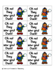 Snowball Fight Phonics: Ending Digraphs Pack