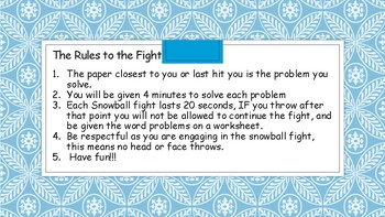 Snowball Fight Review