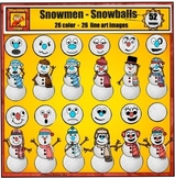 Snowball Fight, Snowballs, and Snowmen Clip art by Charlotte's Clips
