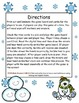 Snowball Fight: Telling Time to the Hour and Half-hour Game